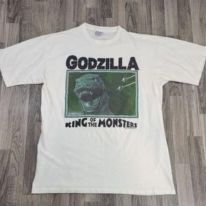 Vintage Godzilla King of the Monsters T-shirt 1994